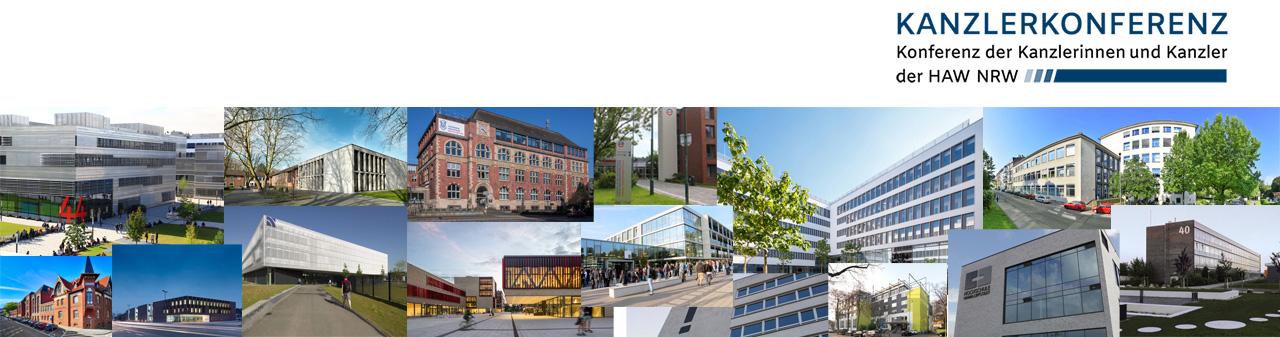 Kanzlerkonferenz der Fachhochschulen NRW